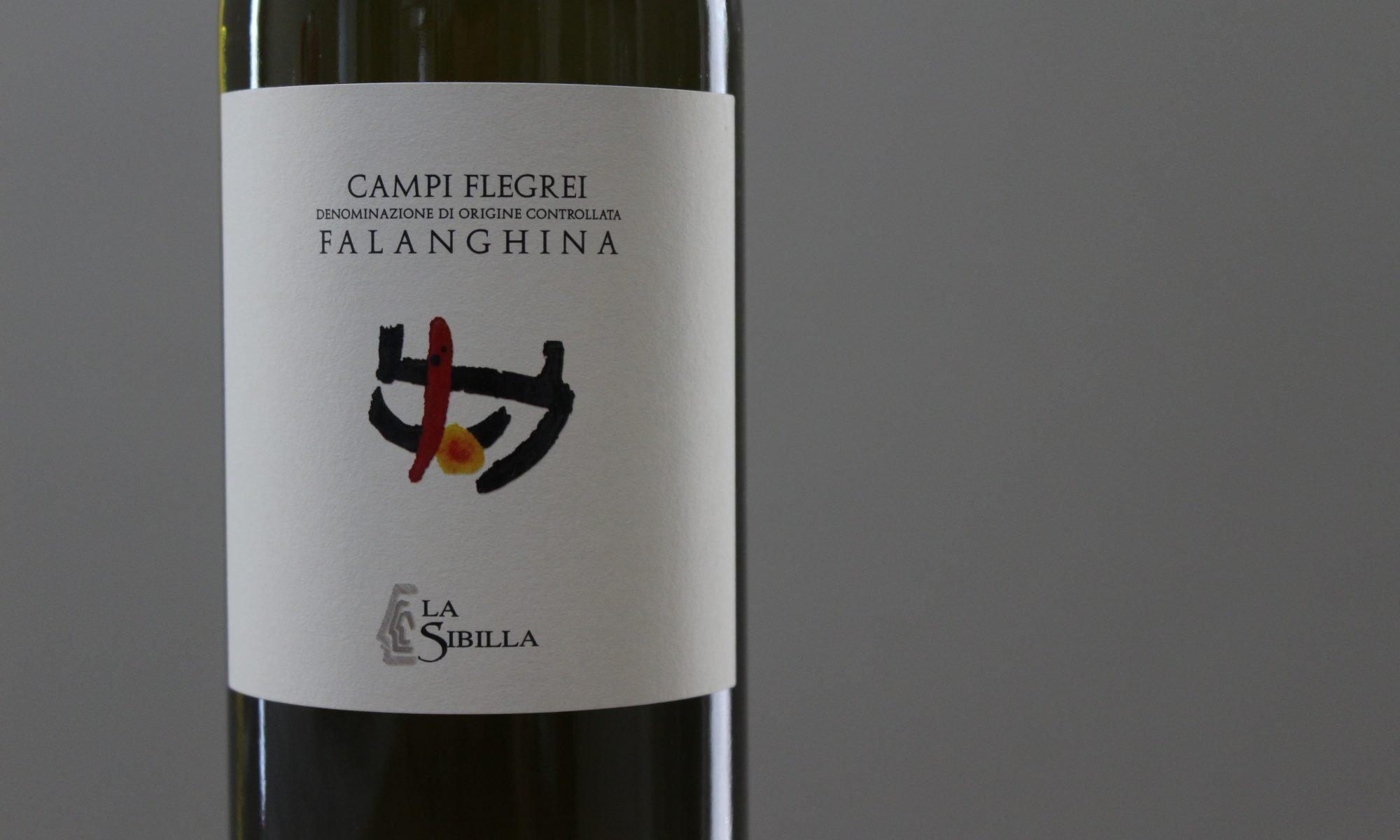 Falanghina Campi Flegrei, La Sibilla