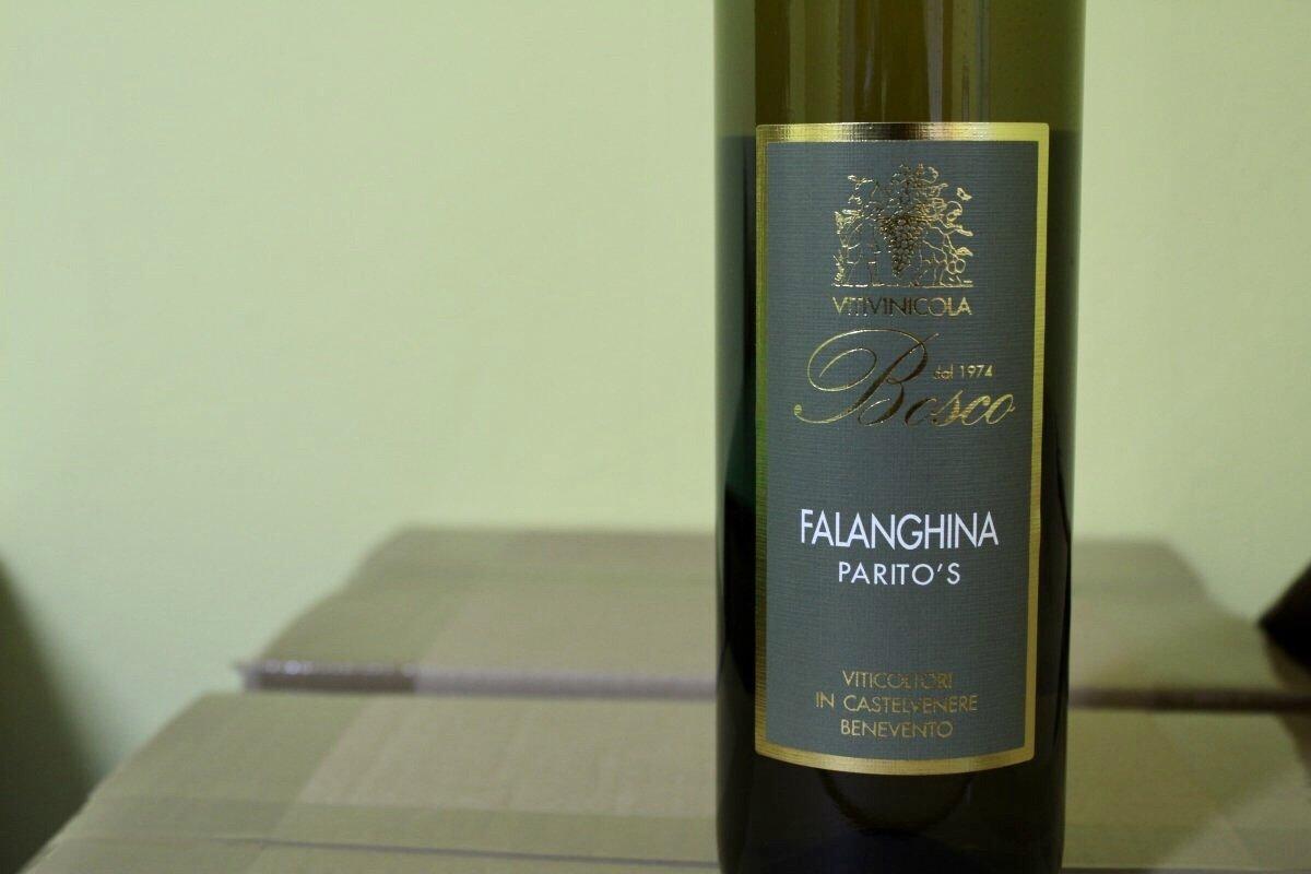 Falanghina Parito's, Vitivinicola Anna Bosco
